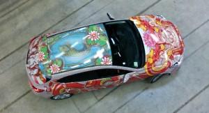 Musketon Mazda