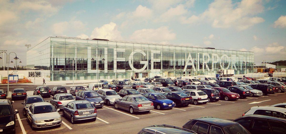 We gingen een kijkje nemen bij Liege Airport