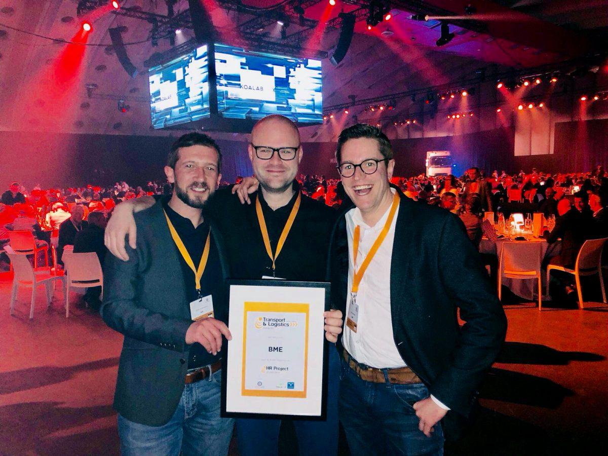 HR Project Of The Year 2018: BME eindigt op tweede plaats