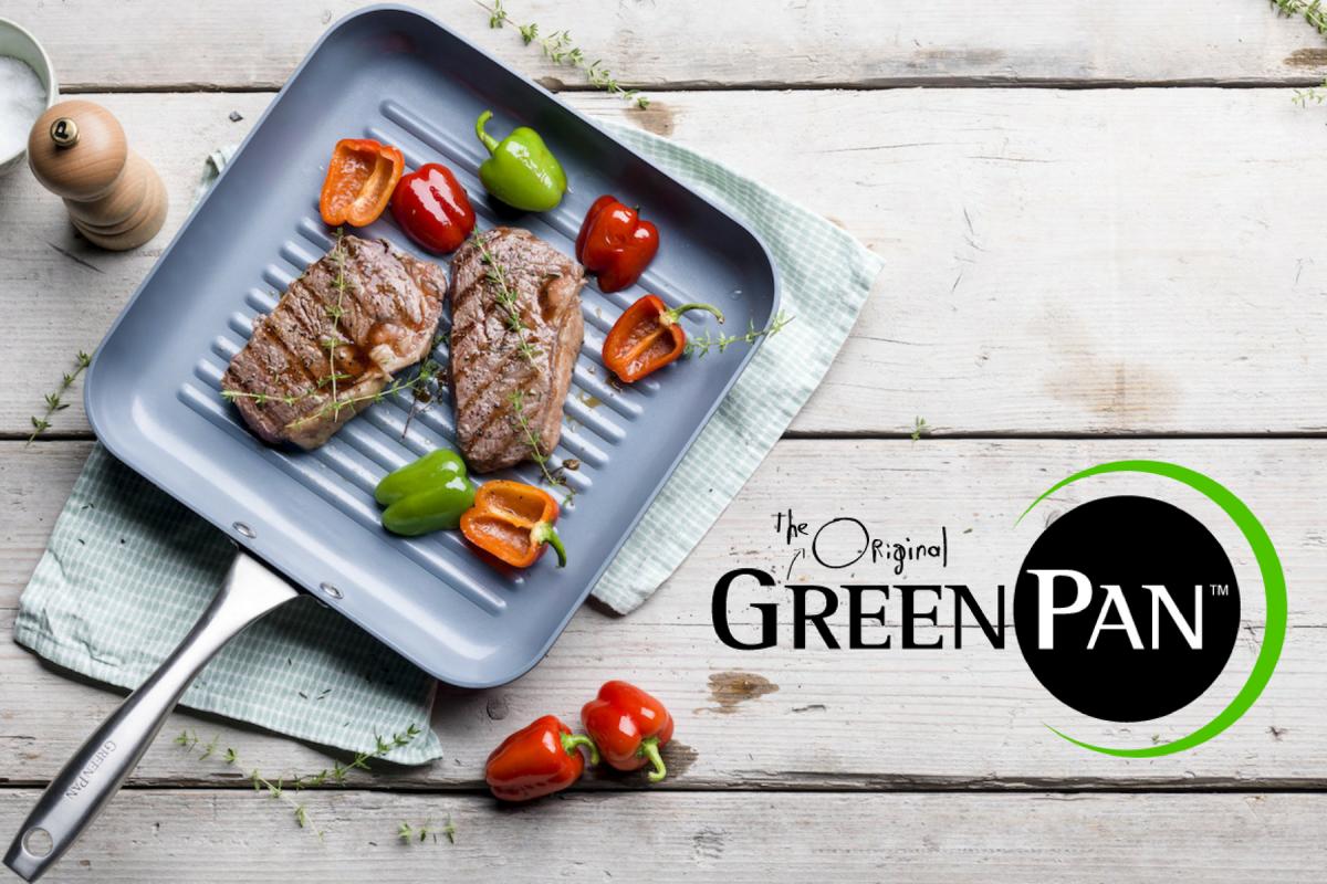 Logistieke case: Pak de pan bij de steel met GreenPan
