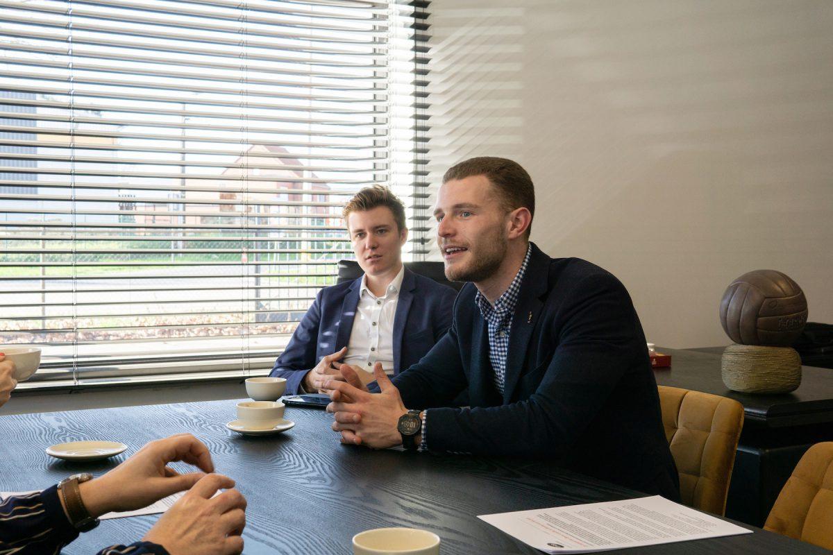 Brent Luyckx over 4Gold en hoe we samen naar hun doel werken