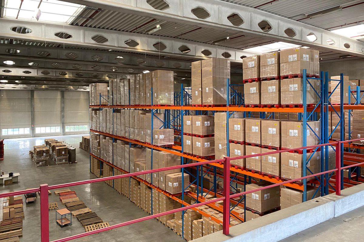 60% groei in eerste helft 2020 & uitbreiding magazijn met 2700 m2